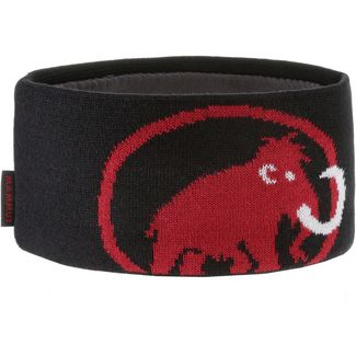 Mammut Tweak Stirnband black-magma