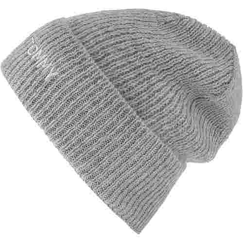Tommy Jeans Knit Beanie Beanie Damen light-grey-heather