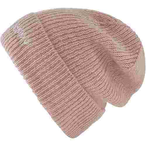 Tommy Jeans Knit Beanie Beanie Damen silver-pink