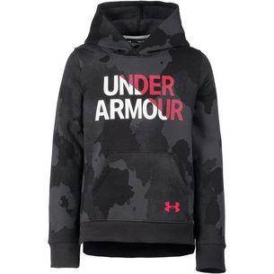 Under Armour Sweatshirt Kinder black