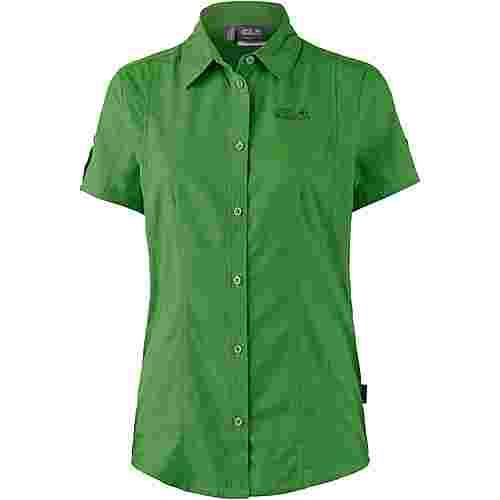 Jack Wolfskin BEYOND Funktionsbluse Damen basil green