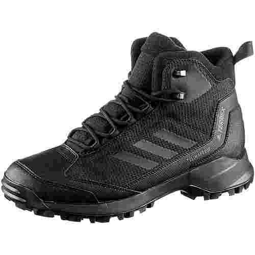 adidas Heron Mid CW Winterschuhe Herren core black-core black-grey four