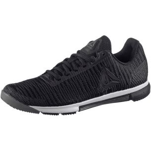 Reebok SPEED TR FLEXWEAVE Fitnessschuhe Damen shark-black-chalk