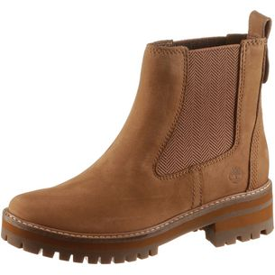 TIMBERLAND Courmayeur Boots Damen light brown
