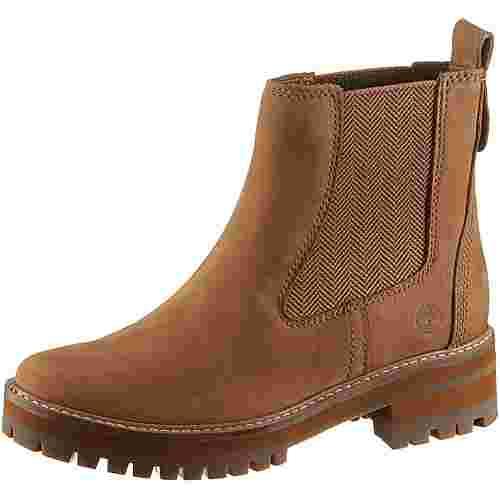 TIMBERLAND Courmayeur Boots Damen light brown
