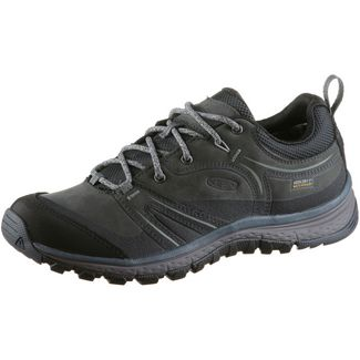 Keen Terradora Leather WP Wanderschuhe Damen tarragon-turbulence