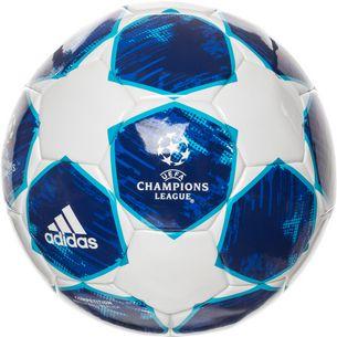 adidas Finale 18 Competition Fußball weiß / blau