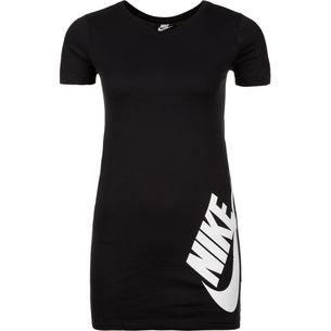 Nike T-Shirt Kurzarmkleid Kinder schwarz