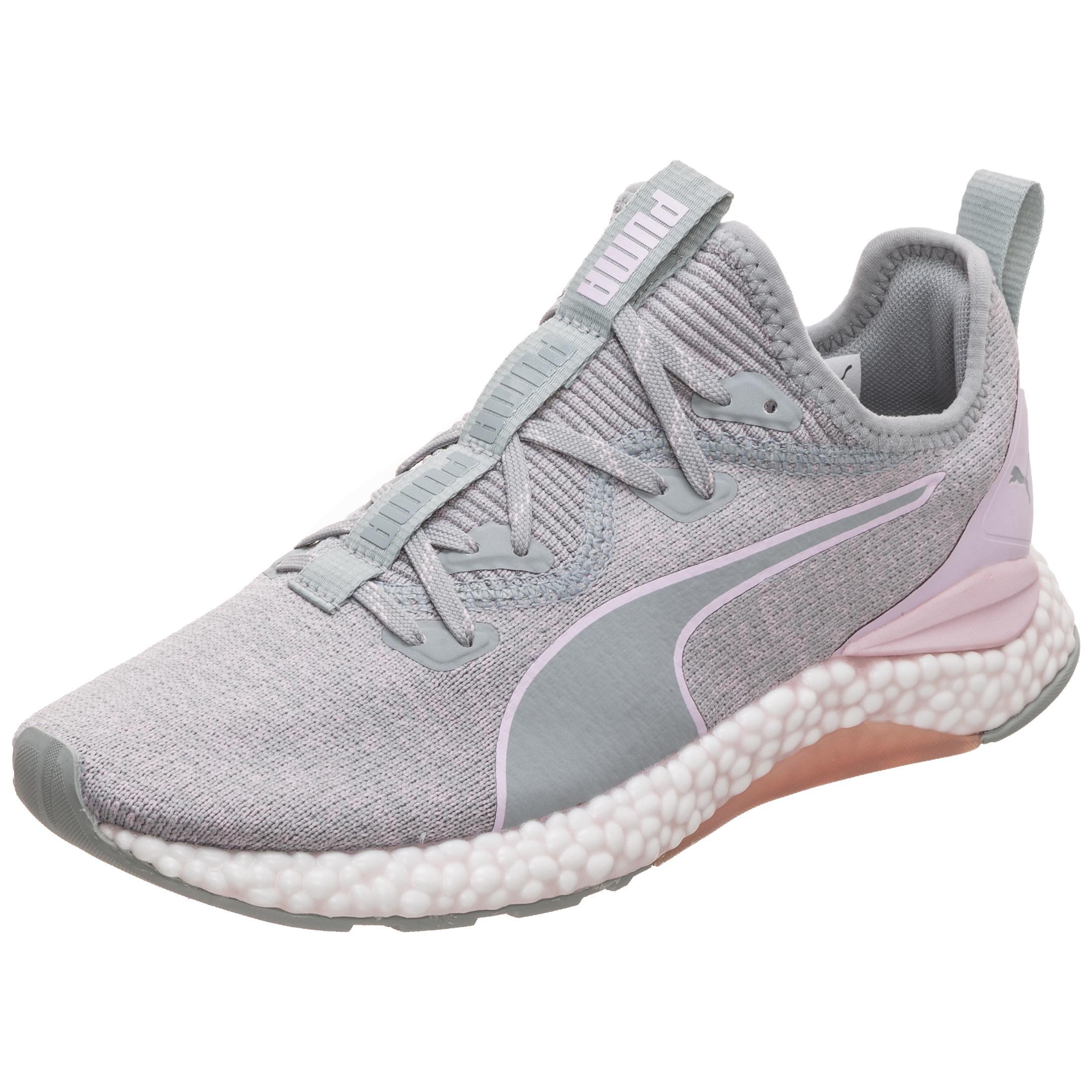PUMA Hybrid Rocket Runner Laufschuhe Damen grau / rosa im Online Shop von SportScheck kaufen