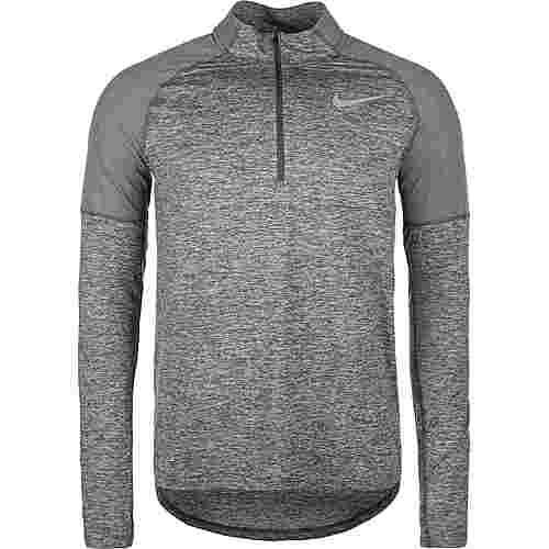 Nike Laufshirt Herren grau