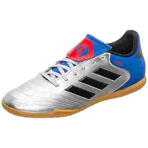adidas Copa 18.4 Fußballschuhe Herren silber / schwarz