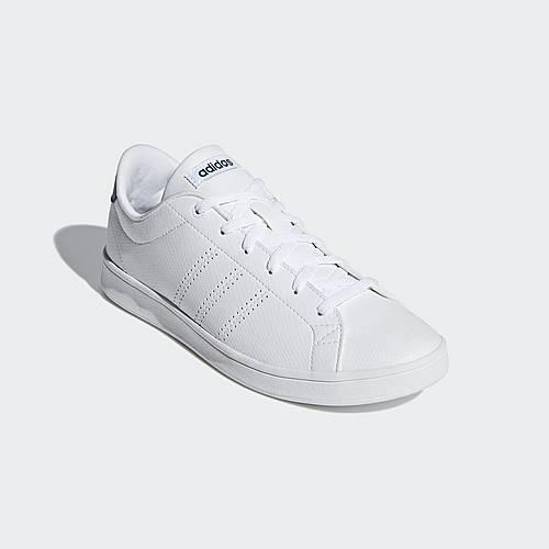 Adidas Advantage Clean QT Sneaker Damen Ftwr White Ftwr