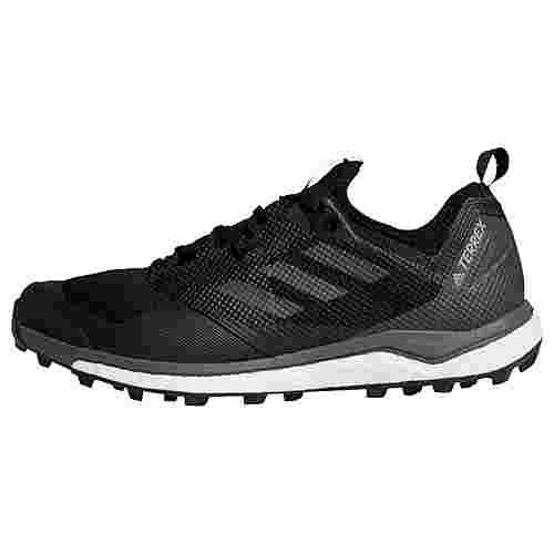 adidas TERREX Agravic XT Schuh Trailrunning Schuhe Herren Core Black / Grey Five / Hi-Res Red
