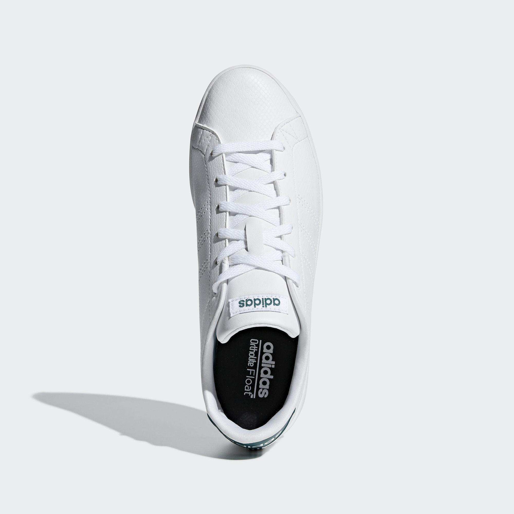 Adidas Advantage Clean QT Turnschuhe Damen Ftwr Weiß / / / Ftwr Weiß / Noble Grün im Online Shop von SportScheck kaufen Gute Qualität beliebte Schuhe 181cda