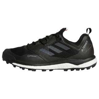 adidas TERREX Agravic XT GTX Schuh Trailrunning Schuhe Herren Core Black / Hi-Res Red / Grey Three