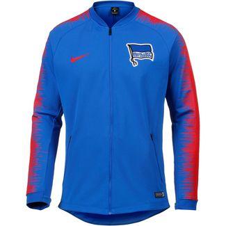 Nike Hertha BSC Trainingsjacke Herren hyper cobalt-speed red-speed red