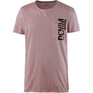 TOM TAILOR T-Shirt Herren antique rose