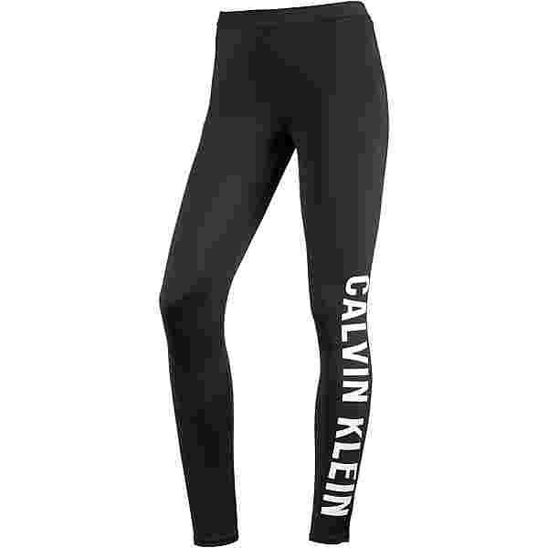 Calvin Klein Tights Damen ck black