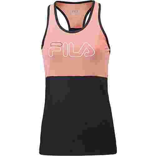 FILA Mirth Tanktop Damen rose tan-black