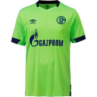UMBRO FC Schalke 04 18/19 3rd Fußballtrikot Herren gren gecko-blueprint