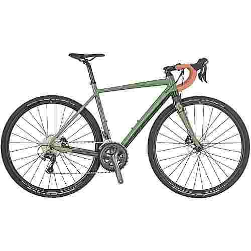 SCOTT Contessa Speedster Gravel 25 Rennrad Damen olive/rose
