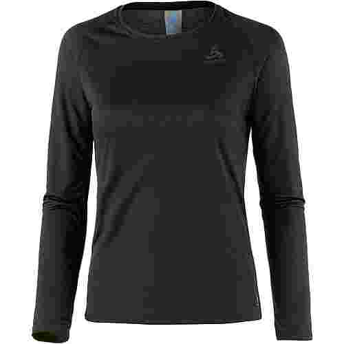 Odlo ACTIVE F-DRY LIGHT Funktionsshirt Damen black