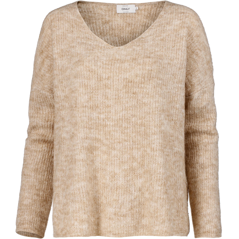 Only V-Pullover Damen