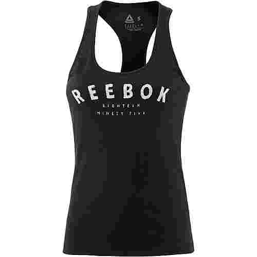 Reebok Graphic Series Tanktop Damen black