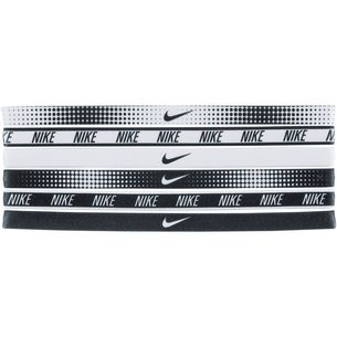 Nike Haarband Damen white/white/black