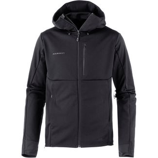 Mammut Ultimate V Softshelljacke Herren black-black