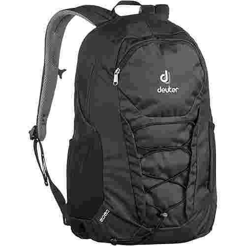 deuter rucksack gogo daypack black im online shop von sportscheck kaufen. Black Bedroom Furniture Sets. Home Design Ideas