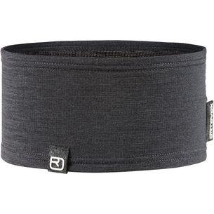 ORTOVOX Fleece Light Stirnband dark grey blend
