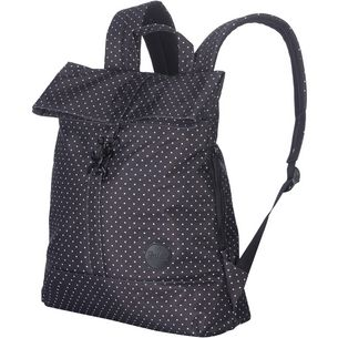 Enter Daypack black-white polkadot