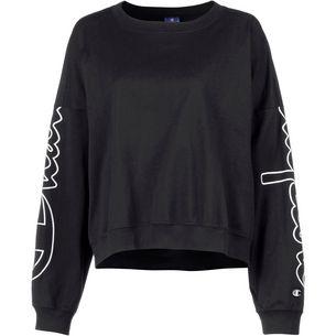 CHAMPION Sweatshirt Damen black