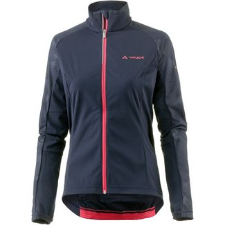 VAUDE Wo Resca Light Softshell Jacket Softshelljacke Damen eclipse