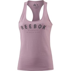 Reebok Graphic Series Tanktop Damen infused lilac