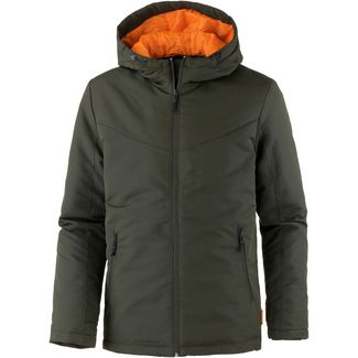 CORE by JACK & JONES JCOBARKLEY Kapuzenjacke Herren rosin