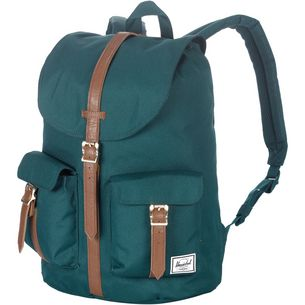 Herschel Dawson Daypack Damen deep teal-tan synthetic leather