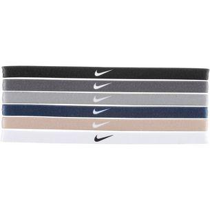 Nike Haarband Damen black/dark grey/wolf grey