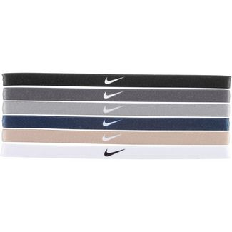 Nike Haarband Damen black/dark grey/wolf grey