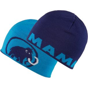 Mammut Mammut Logo Merino Wendemütze ultramarine-imperial