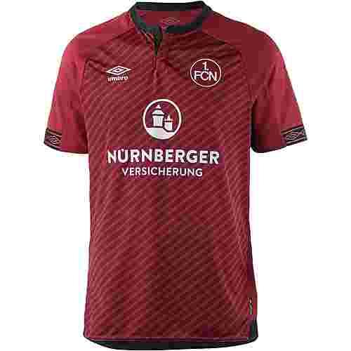 UMBRO 1. FC Nürnberg 1819 Heim Fußballtrikot Herren biking red black cabernet im Online Shop von SportScheck kaufen