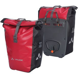 VAUDE Aqua Back Fahrradtasche india red