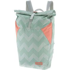 AEVOR Daypack Damen flicker mint coral