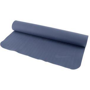 Nike Fundamental Yogamatte diffused blue-obsidian