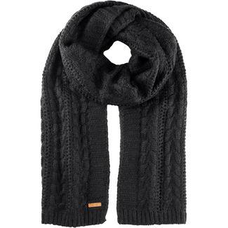 Barts Anemone Schal Damen black