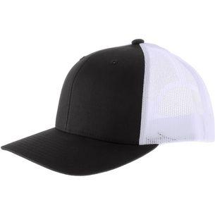 Flexfit Retro Trucker 2-Tone Cap black-white
