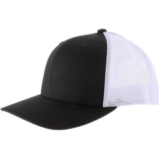 Flexfit Retro Trucker 2-Tone Cap black-white