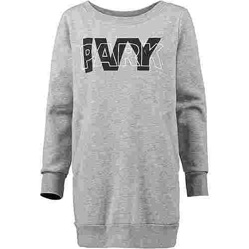 IVY PARK Longsweat Damen light grey marl