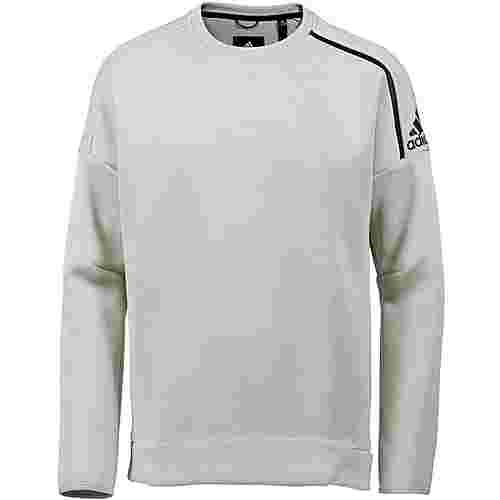adidas ZNE Sweatshirt Herren zne htr-ash silver